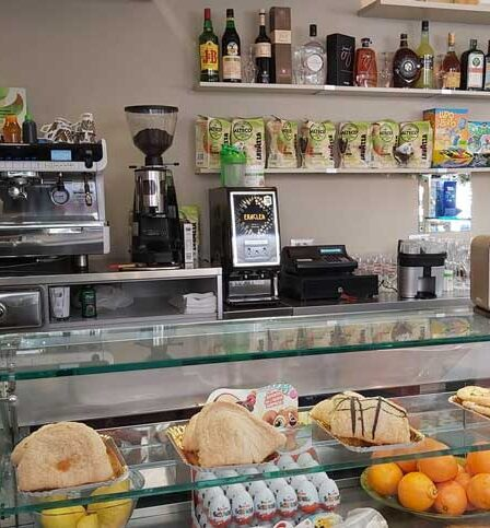 Ciamarras Snack Bar Ristorante Cinecittà Est