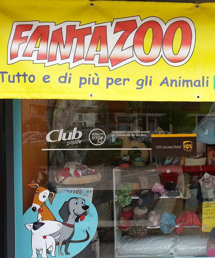 Fantazoo Toeletta e Articoli per Animali Fantazoo - Romanina
