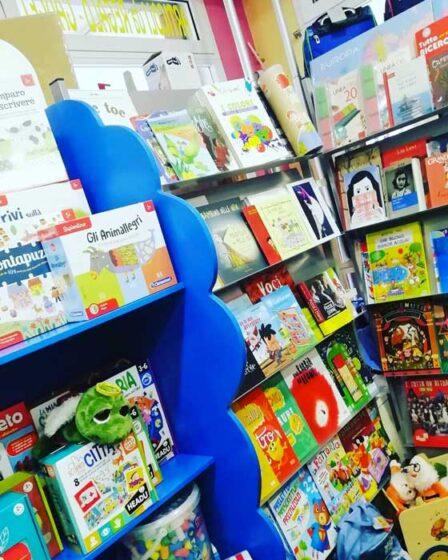 Cartoleria libreria Romanina