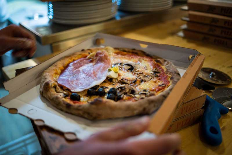 Lievito 48 Pizzerie Braceria zona Morena