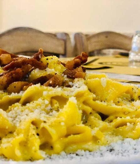 Mattarello Tuscolana - Cucina tipica romana