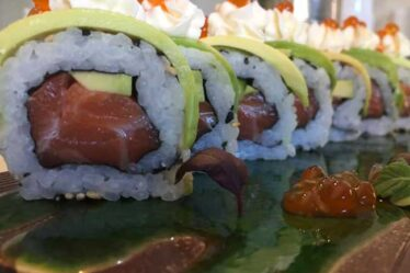 Sushi Lab Ristorante Sushi Take Away Romanina
