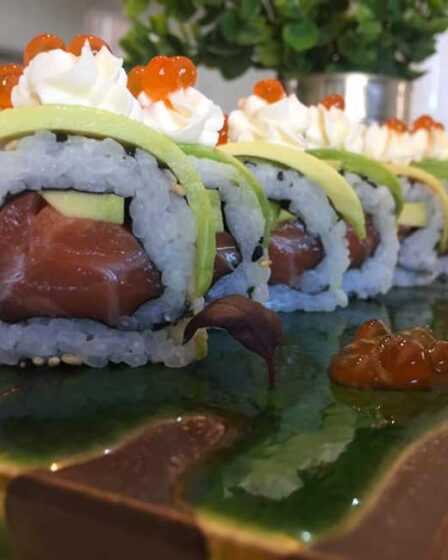 Sushi Lab Ristorante Sushi Take Away Romanina