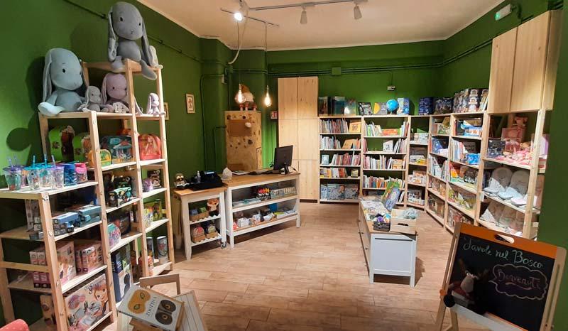 Libreria Appio Latino Favole Nel Bosco