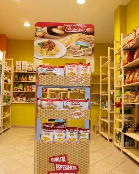 Gluten Free Store - prodotti freschi e confezionati senza glutine