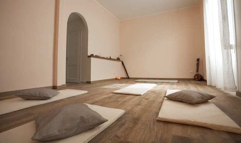 Il Giardino Segreto - Yoga Naturopatia Olistica - Appio Latino